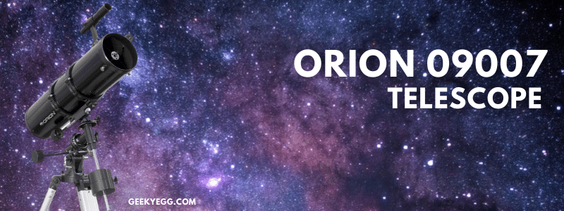Orion 09007 Telescope