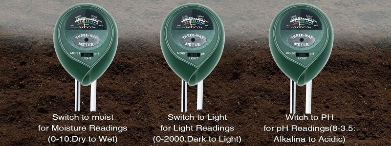 SleeBas Soil Test Kit