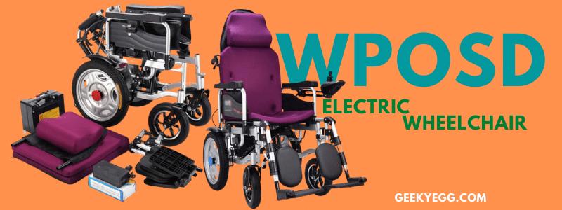 WPOSD Electric Wheelchair