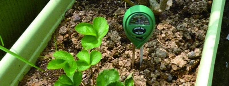 Yahpetes Soil Test Kit