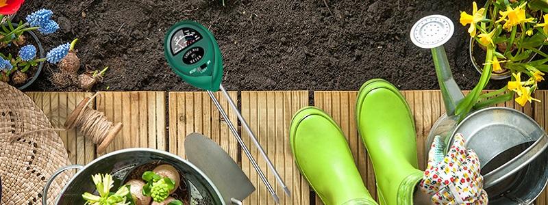 Yoyomax Soil Test Kit