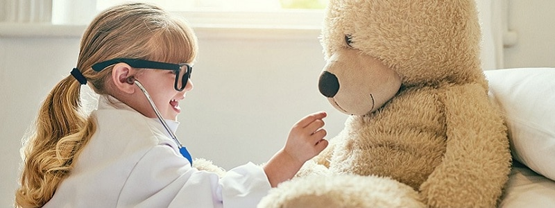 Zcaukya Kids Stethoscope