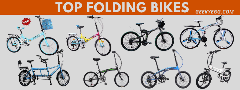 10 Top Folding Bikes 2021 - Reviews & Buyer's Guide