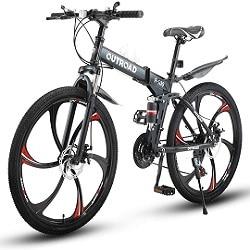 Max4out Folding Bike